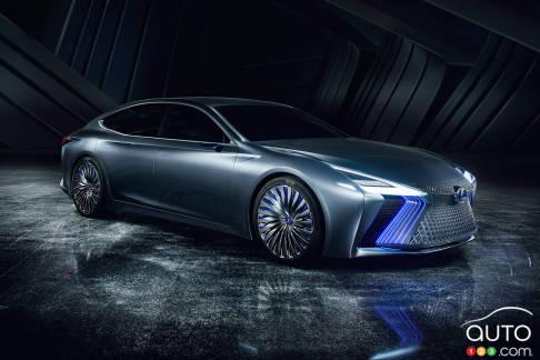 {u'fr': u'Le prototype Lexus LS+'}