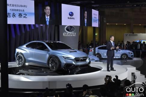 {u'fr': u'Le prototype Subaru VIZIV Performance'}