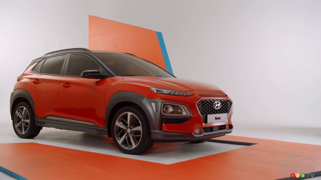 hyundai kona 2018 3 vid os 3 personnalit s diff rentes actualit s automobile auto123. Black Bedroom Furniture Sets. Home Design Ideas