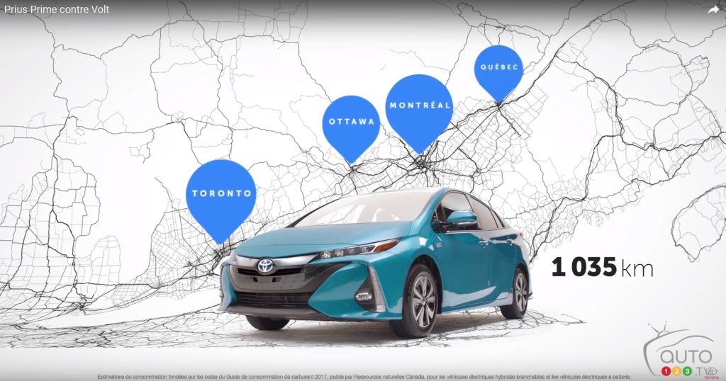 toyota prius prime vs chevrolet volt toyota s advantage. Black Bedroom Furniture Sets. Home Design Ideas