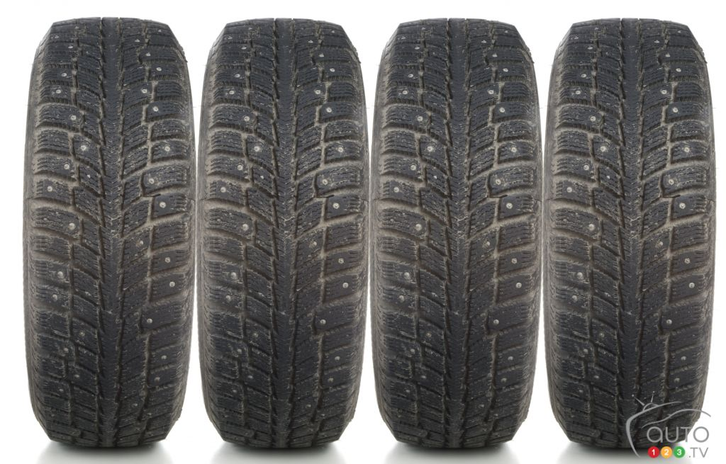 Pneu D Hiver A Vendre >> Les pneus cloutés, un bon choix?   Actualités automobile ...