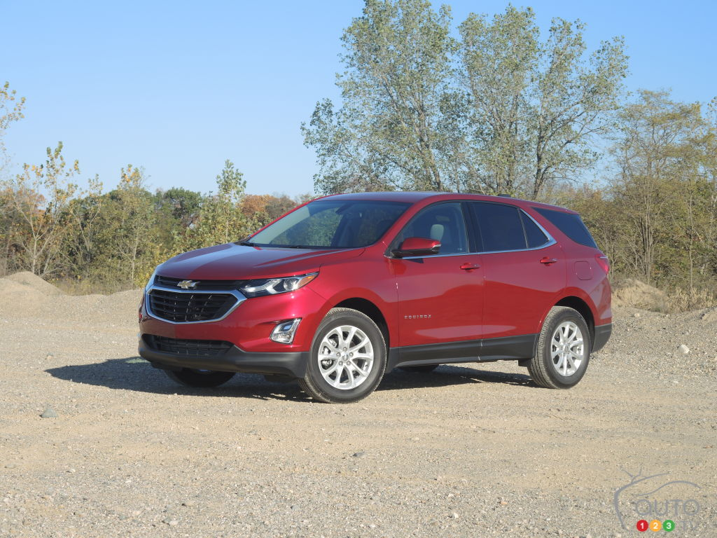 2018 Chevrolet Equinox Diesel Review And Pricing Car Reviews Hp Ken V6 Auto123
