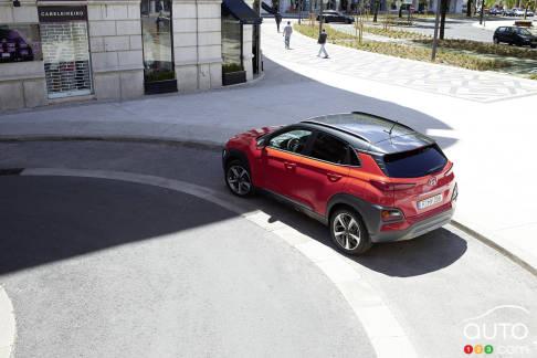 """{u'fr': u""""Le Hyundai Kona 2018 n'est qu'un d\xe9but...""""}"""