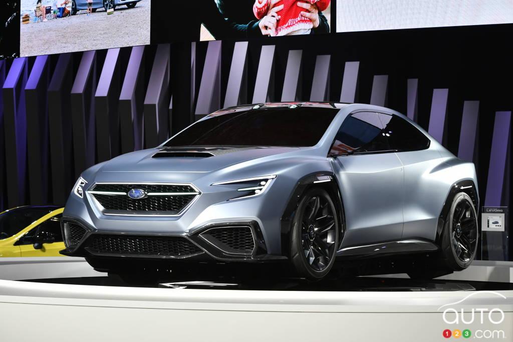 Subaru WRX STI Plug-in Hybrid: yea or nay? | Car News ...
