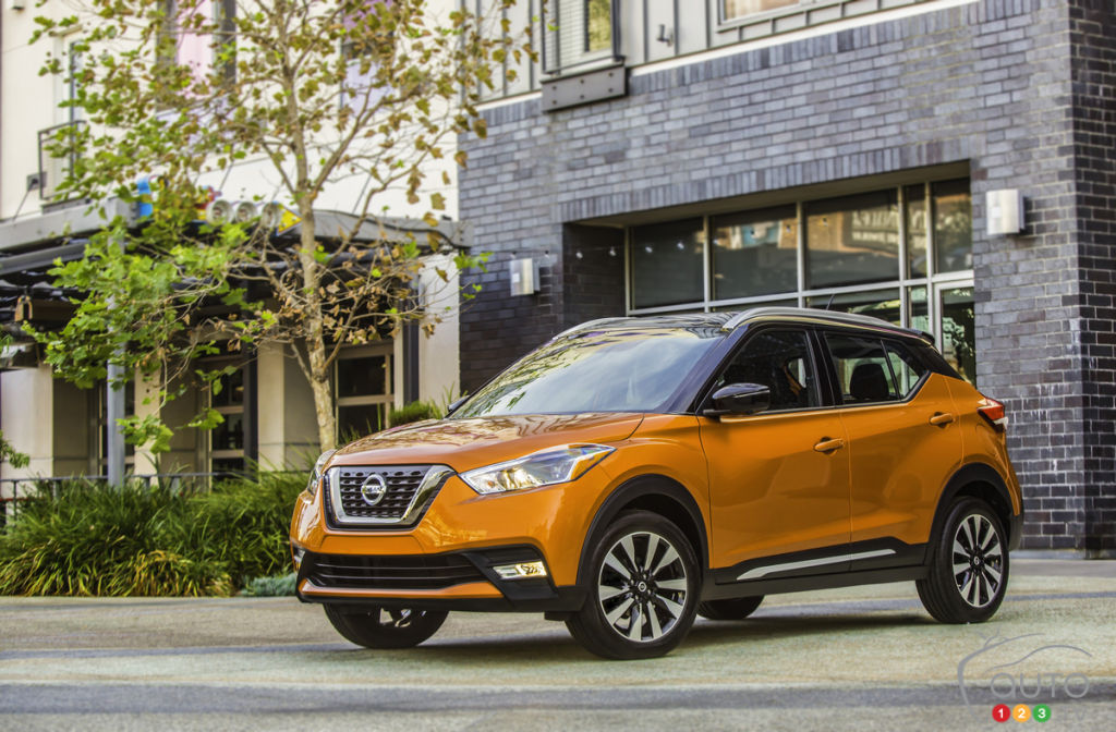The 2018 Kicks is Nissan's more conventional Juke successor