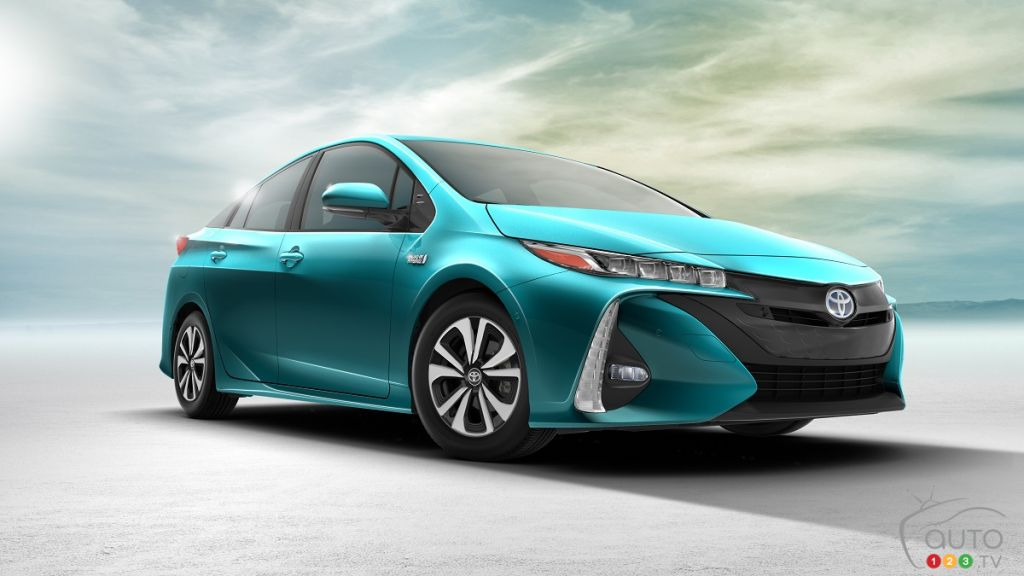 Toyota for 7 years will move to electrics and hybrids