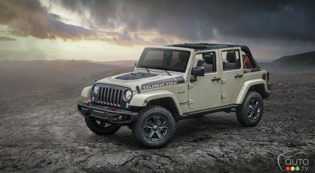 2017 jeep wrangler rubicon recon edition coming this month car releases auto123. Black Bedroom Furniture Sets. Home Design Ideas