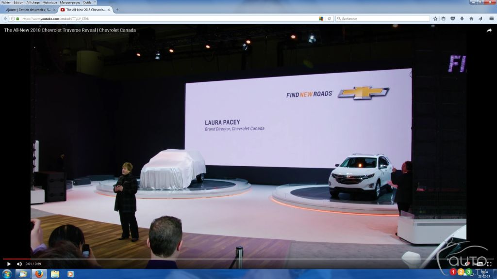 Chevrolet Traverse, Equinox Diesel unveiled in Toronto | Car News | Auto123