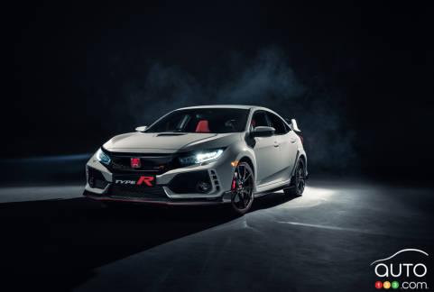 {u'fr': u'Honda Civic Type R 2017, au Canada \xe0 la fin du printemps'}