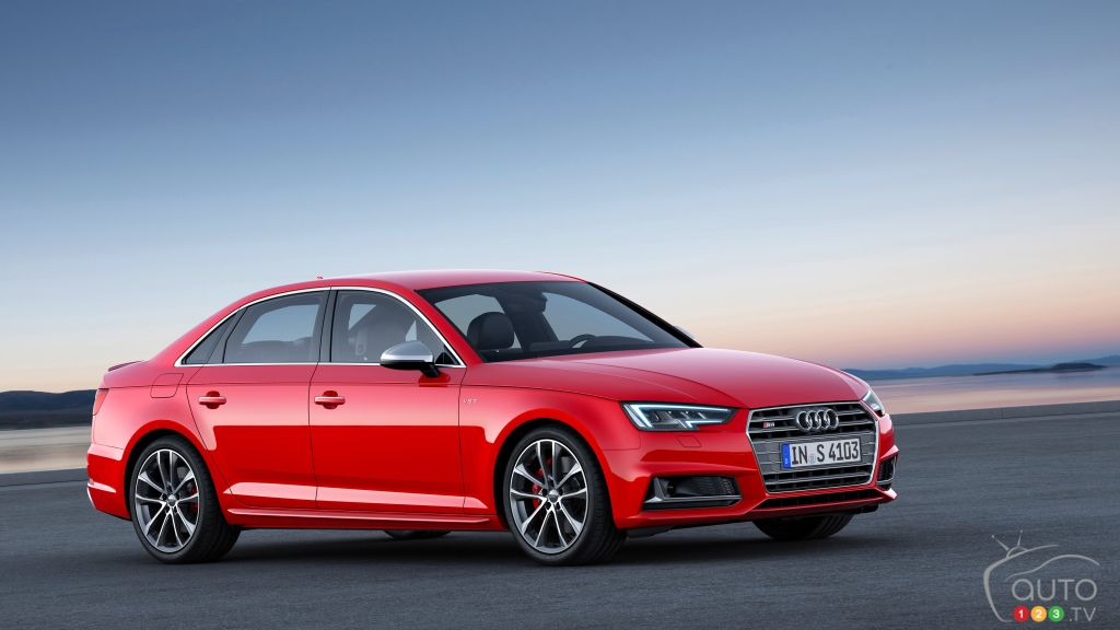 The 354hp 2018 Audi S4 Promises To Outsprint Most Others