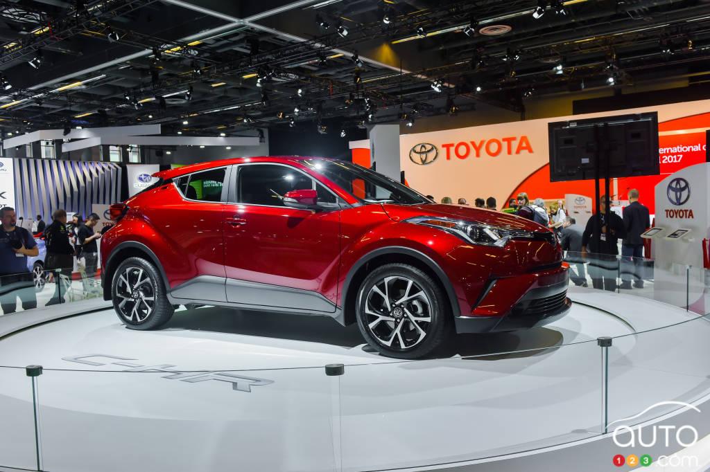Nouveauté Toyota 2018 : les sujets les plus populaires de la semaine 25 mars 2017 actualit s automobile auto123 ~ Medecine-chirurgie-esthetiques.com Avis de Voitures
