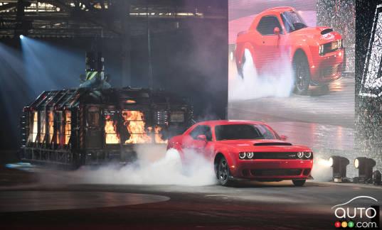 {u'fr': u'La nouvelle Dodge Challenger SRT Demon 2018 enfin d\xe9cha\xeen\xe9e \xe0 New York'}