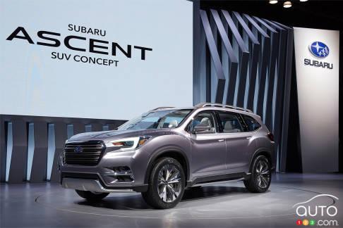 {u'fr': u'Le nouveau Subaru Ascent, d\xe9voil\xe9 au Salon de l\u2019auto de New York 2017'}