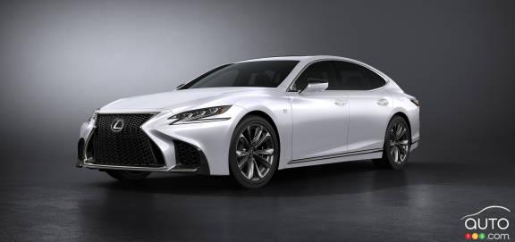 {u'fr': u'La nouvelle Lexus LS 500 F SPORT 2018'}
