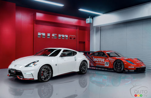 "{u'en': u""NISMO cars are largely inspired from Nissan's motorsport division""}"