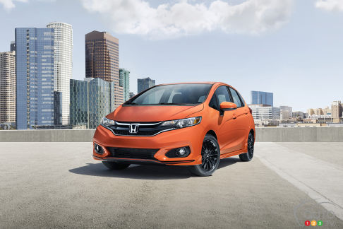 {u'en': u'The refreshed 2018 Honda Fit Sport in Orange Fury'}