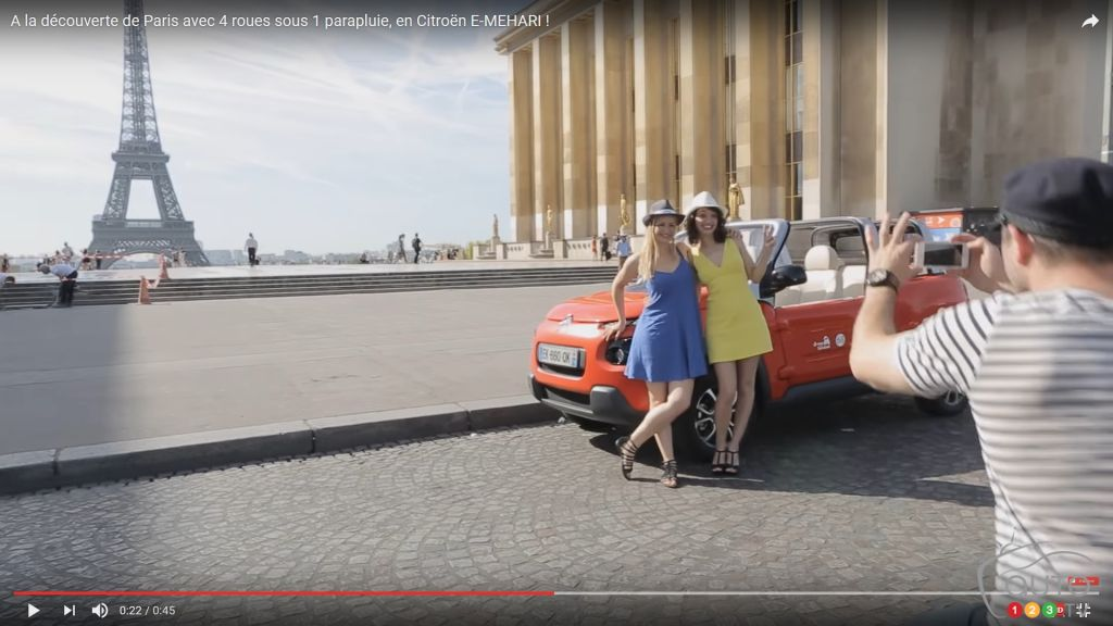French National Day Going To Paris Rent This Citroen