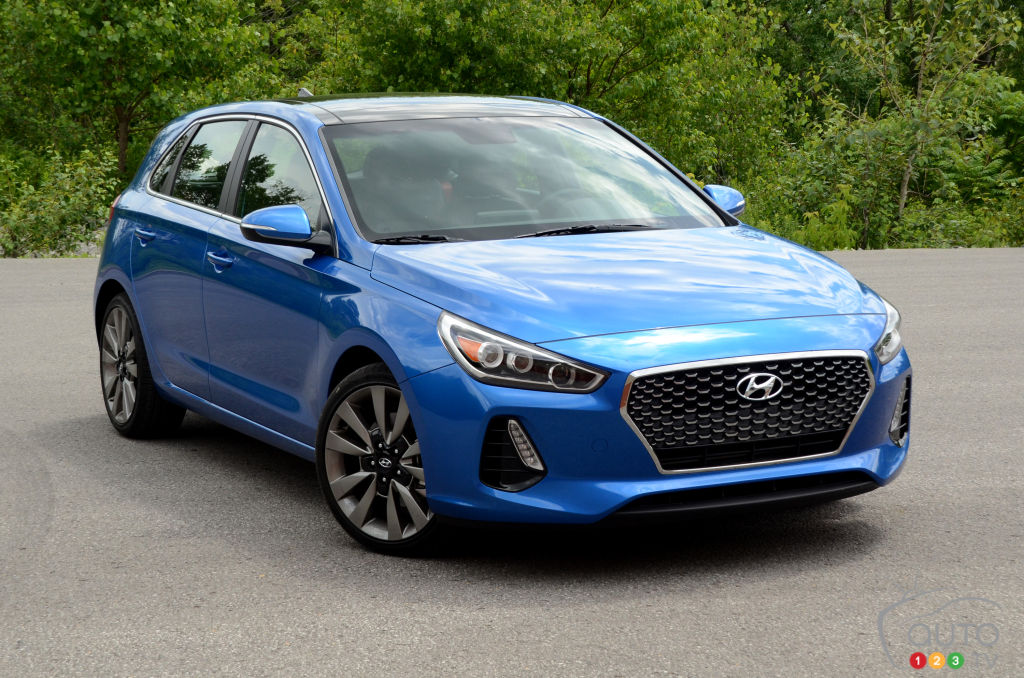 2018 Hyundai Elantra Gt For Its European Flavour
