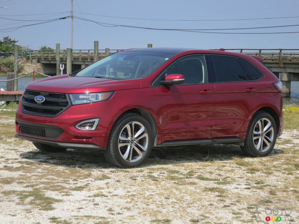 2017 ford edge sport is an ideal road trip vehicle car reviews auto123