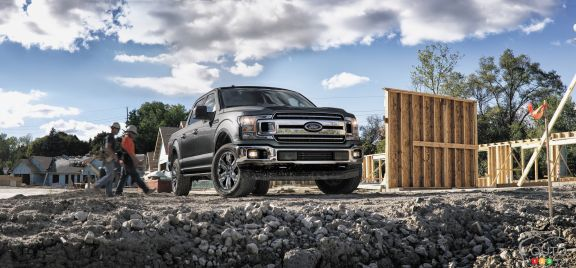 {u'en': u'The new 2018 Ford F-150'}