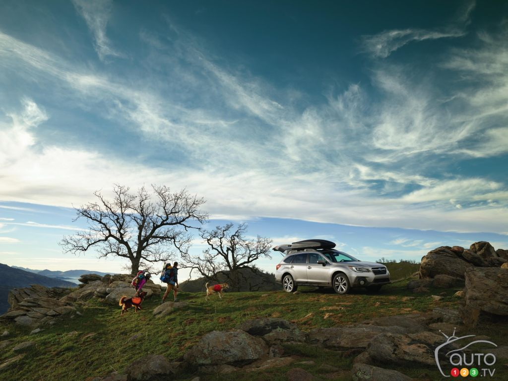 If the new 2018 Subaru Outback grabs your interest… | Car ...