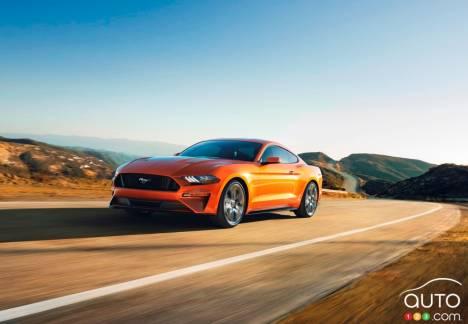 {u'fr': u'Ford Mustang GT 2018'}