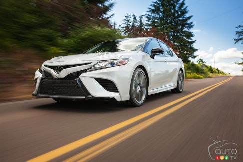 {u'en': u'The new 2018 Toyota Camry will go on sale later this year'}