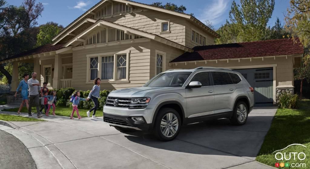 10 raisons d'acheter un Volkswagen Atlas 2018 | Actualités automobile | Auto123