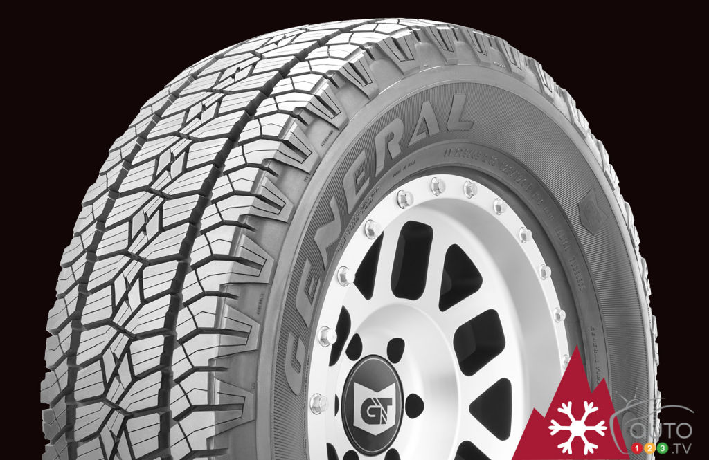 Top All Weather Tires >> General launches new GRABBER APT all-weather tire | Car News | Auto123