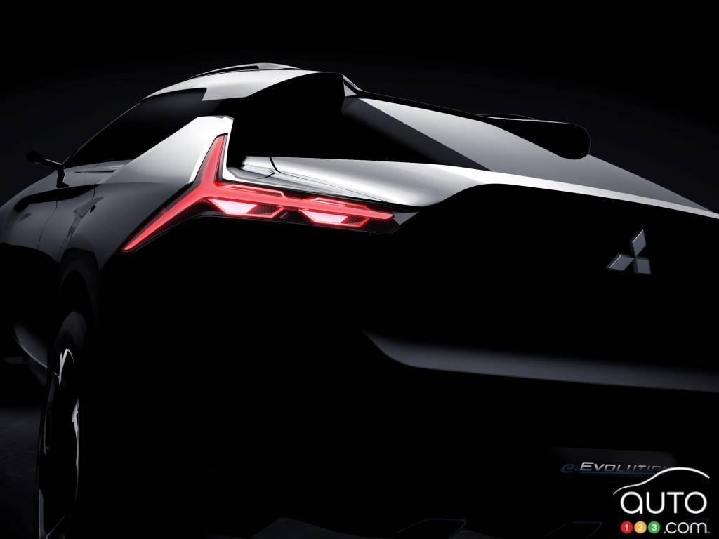 Concept de renouveau pour Mitsubishi — Salon de Tokyo