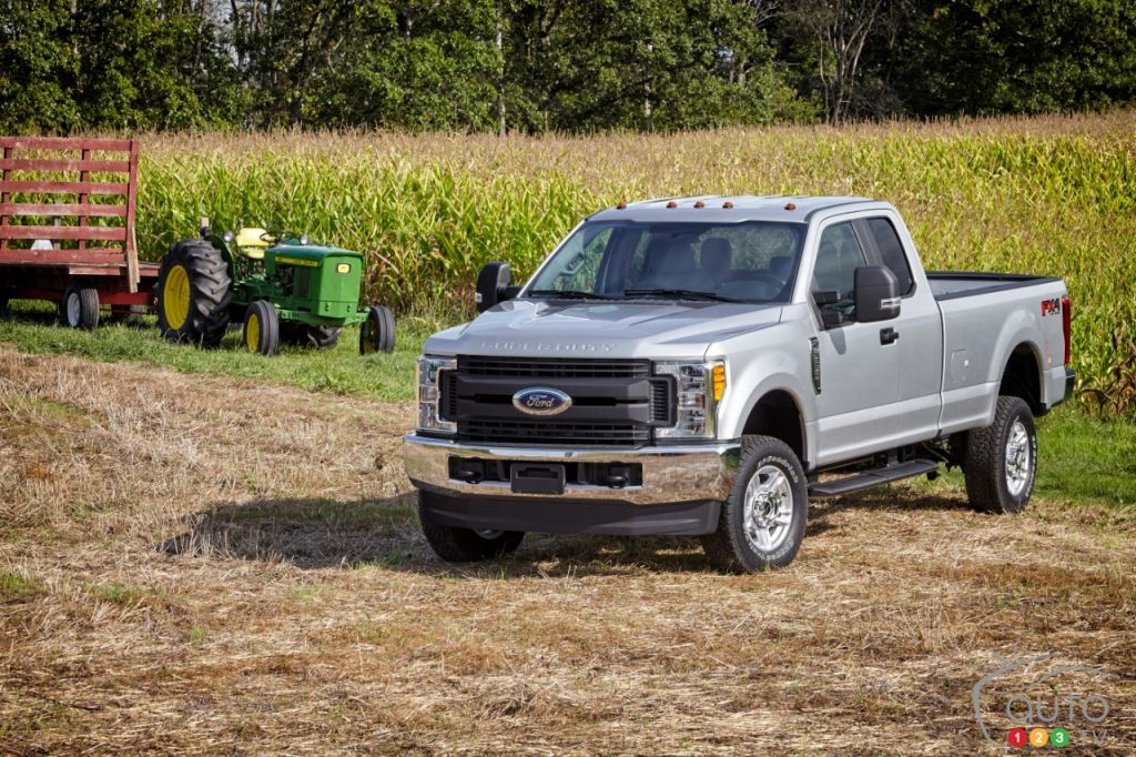 Ford sued by truck owners alleging diesel emissions cheating