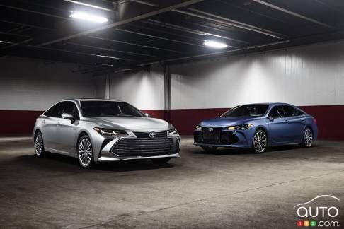 {u'fr': u'Toyota Avalon 2019'}