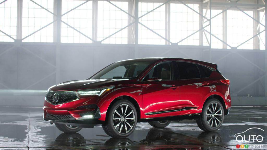 L'Acura RDX 2019 arrivera au Canada au milieu de 2018 ...