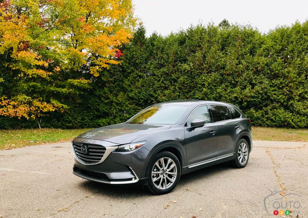 2019 Mazda Cx 9 Review Under The Loop Car Reviews Auto123