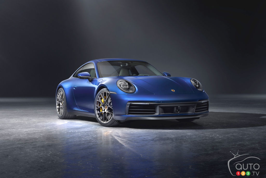porsche offrira une 911 hybride en 2022 actualit s automobile auto123. Black Bedroom Furniture Sets. Home Design Ideas