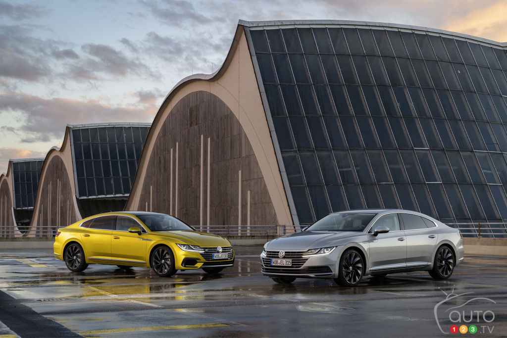 The 2019 Volkswagen Arteon Has Made its US Debut