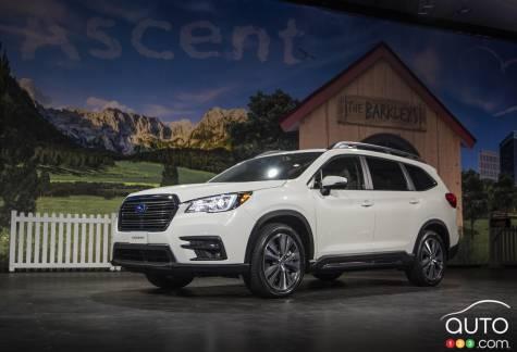 {u'fr': u'Le tout nouveau Subaru Ascent 2019'}
