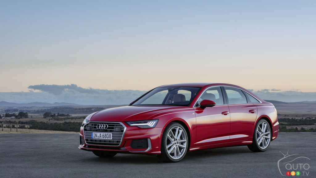 Bound new Audi A6 revealed