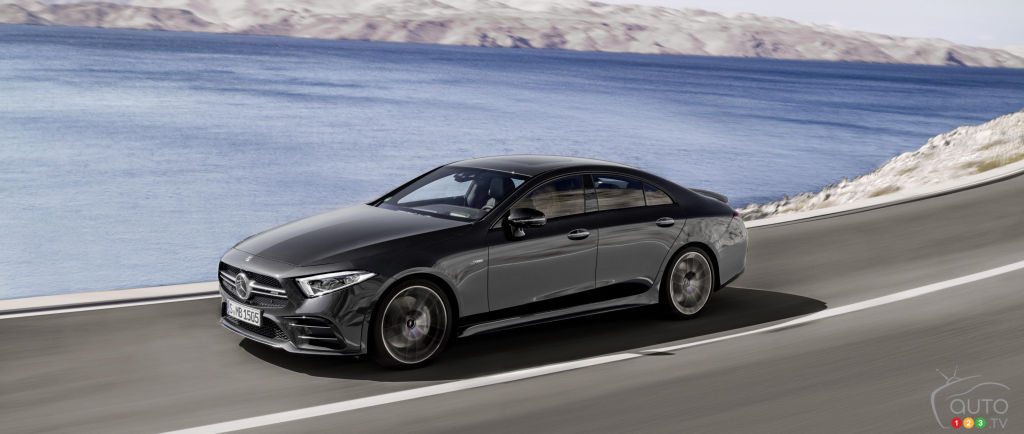 More Power And A New Name For The 2019 Mercedes Amg E53
