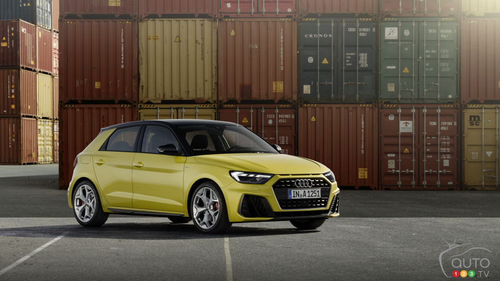 Audi releases images of its 2019 Audi A1 Sportback | Car