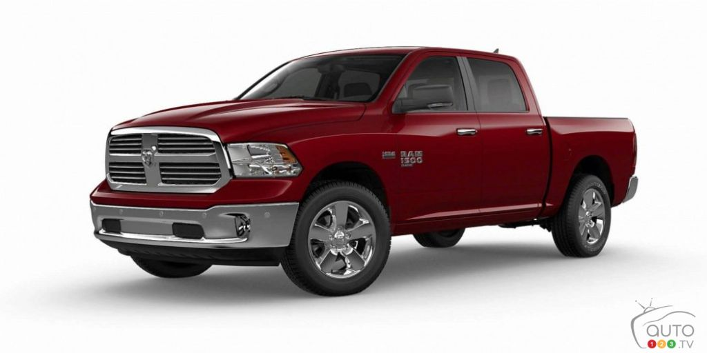 Ram Will Offer A 2019 Classic Ram Car News Auto123