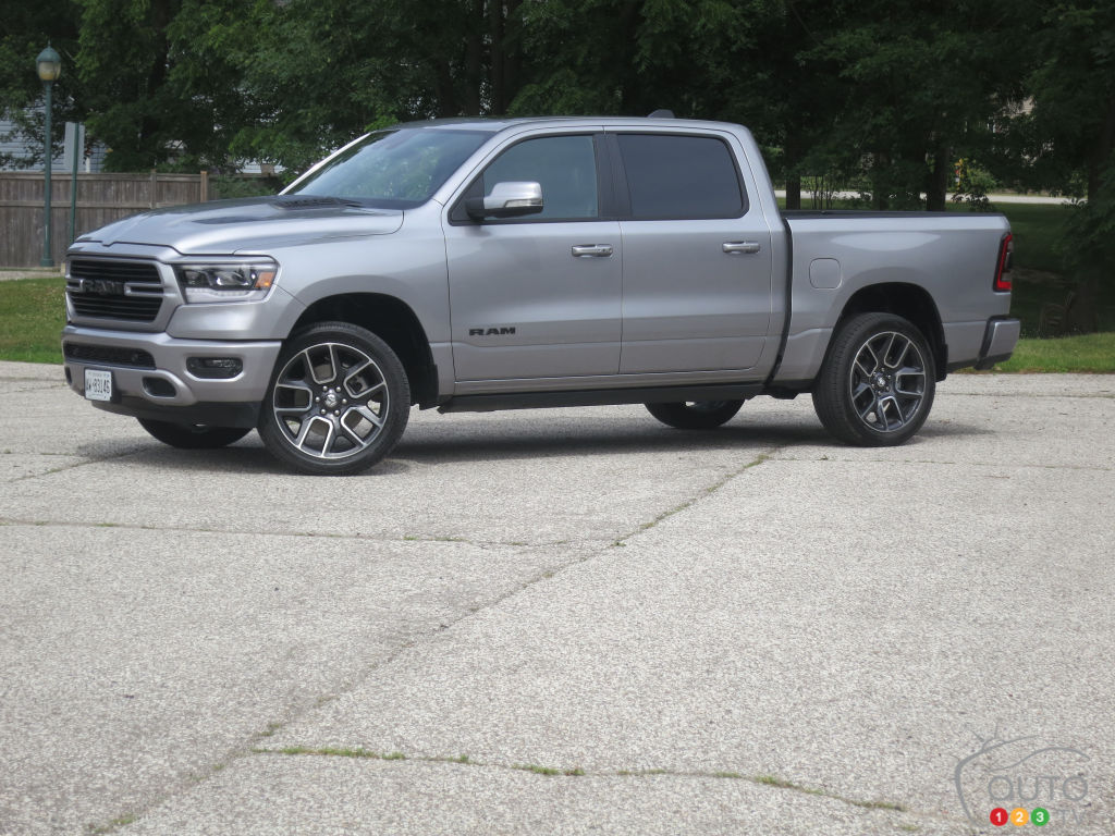 2019 Ram 1500 Sport Review Car Reviews Auto123