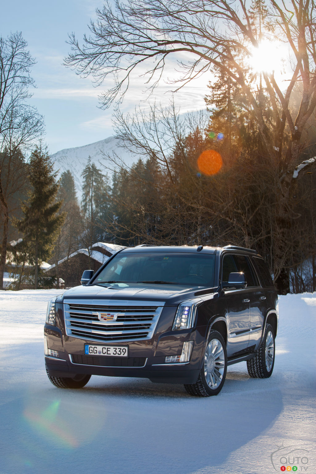 Cadillac Escalade Could Have 3 Engine Choices For 2020