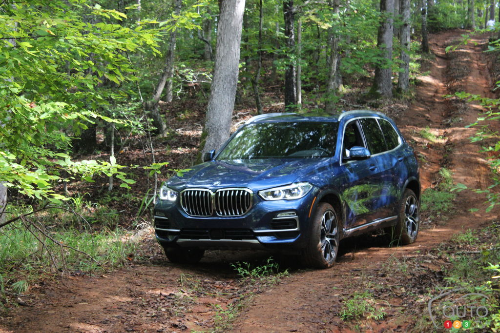 First Drive Of The New 2019 Bmw X5 Car Reviews Auto123