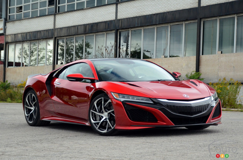 The Acura NSX: Why doesn't it sell more? | Car Reviews ...