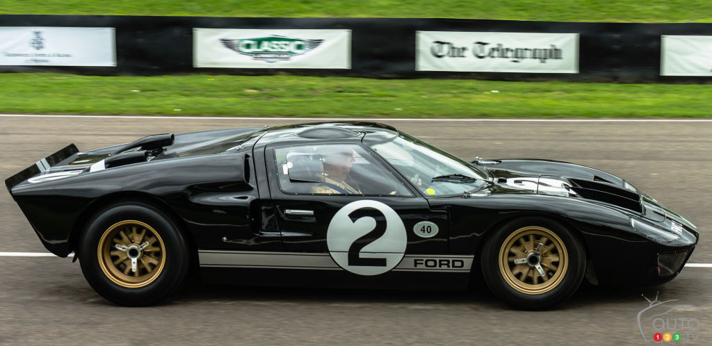 Ford Vs Ferrari Film Original Cars Or Replicas Car News Auto123