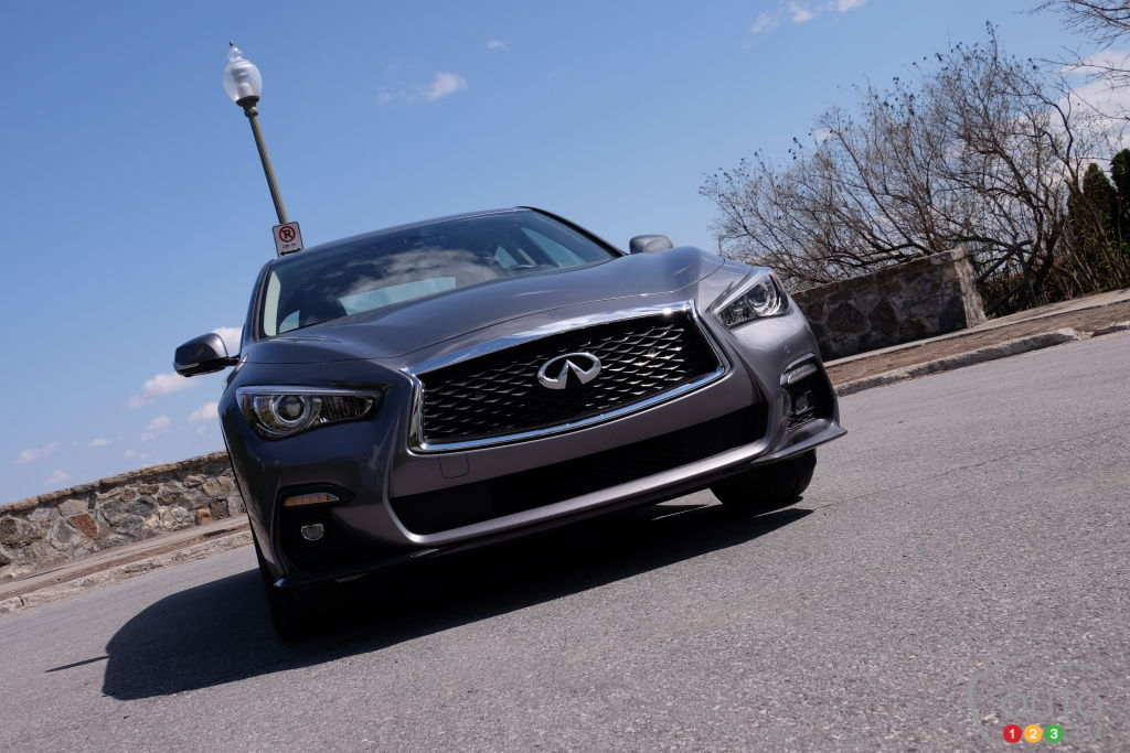 INFINITI Pulling out of Western Europe Starting this Year