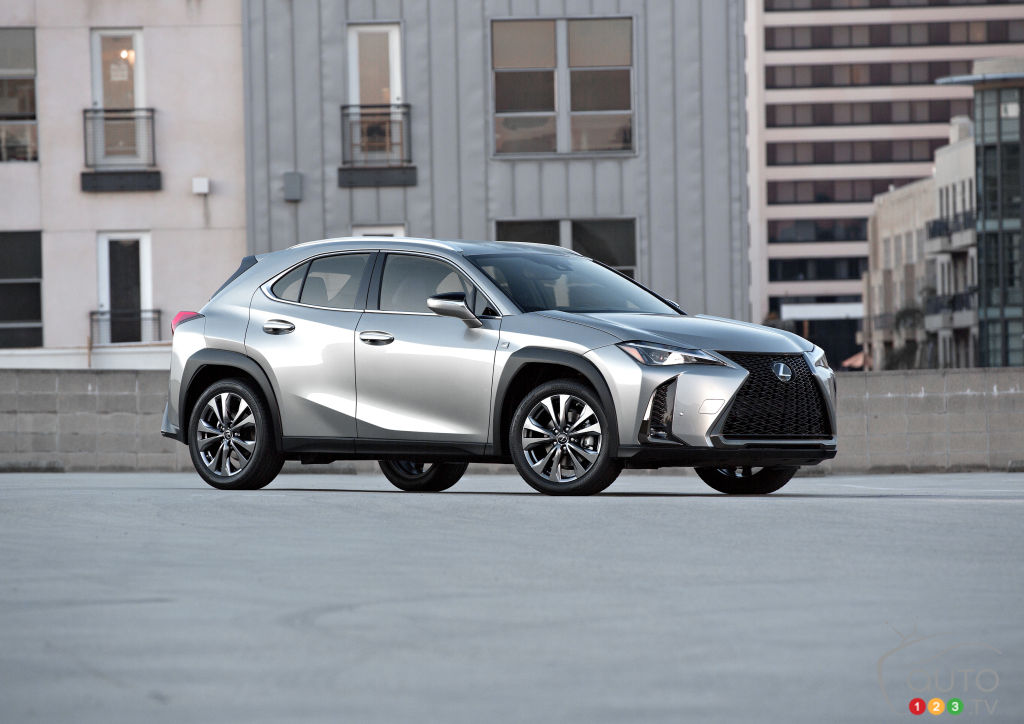2019 Forbeslife Luxury Car Guide Game Changing Sports: Review Of The 2019 Lexus UX 200 2019