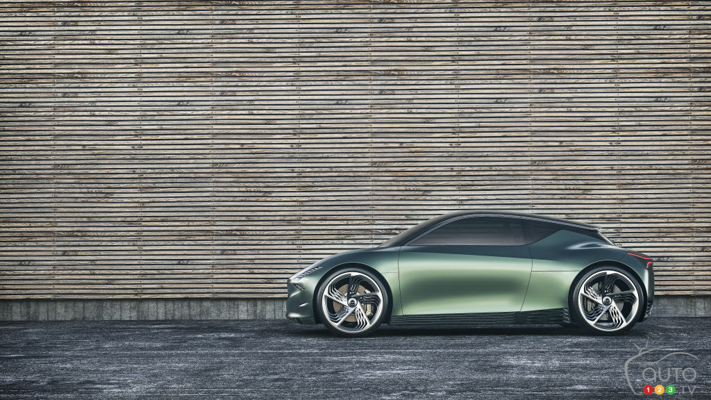 Genesis Ny Concept Future Bmw Rival: New York 2019: Genesis Reveals Mint 2-door Electric