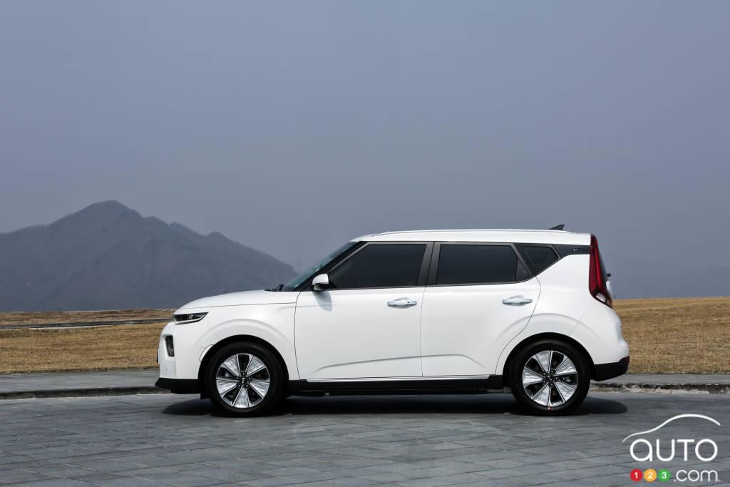 Kia Soul And Niro Evs Prices Set For Canada Car News Auto123